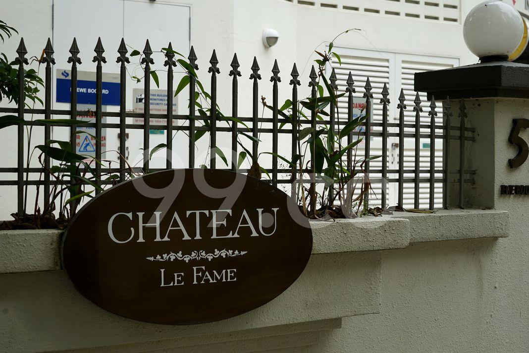 Chateau Le Fame  Logo