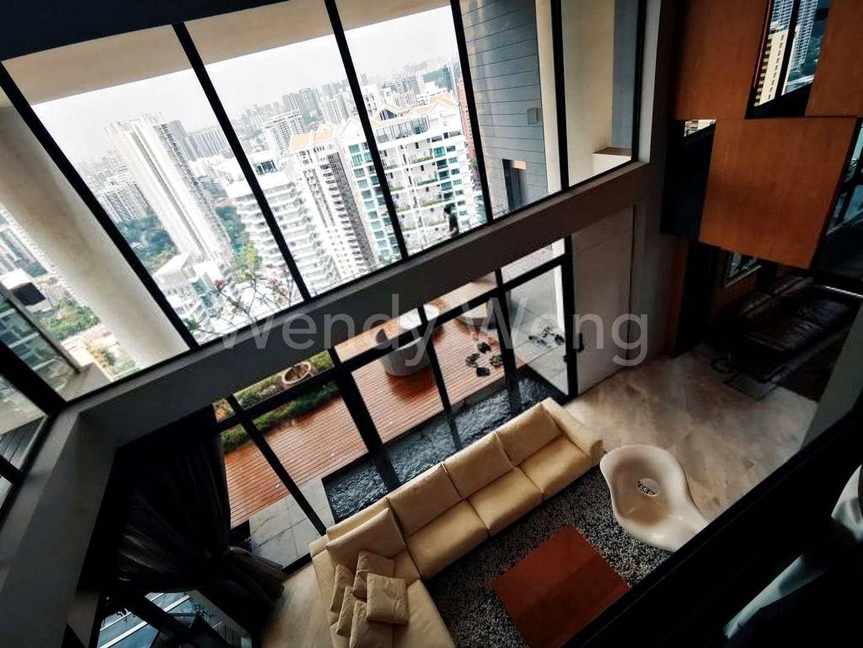 Duplex High Ceiling