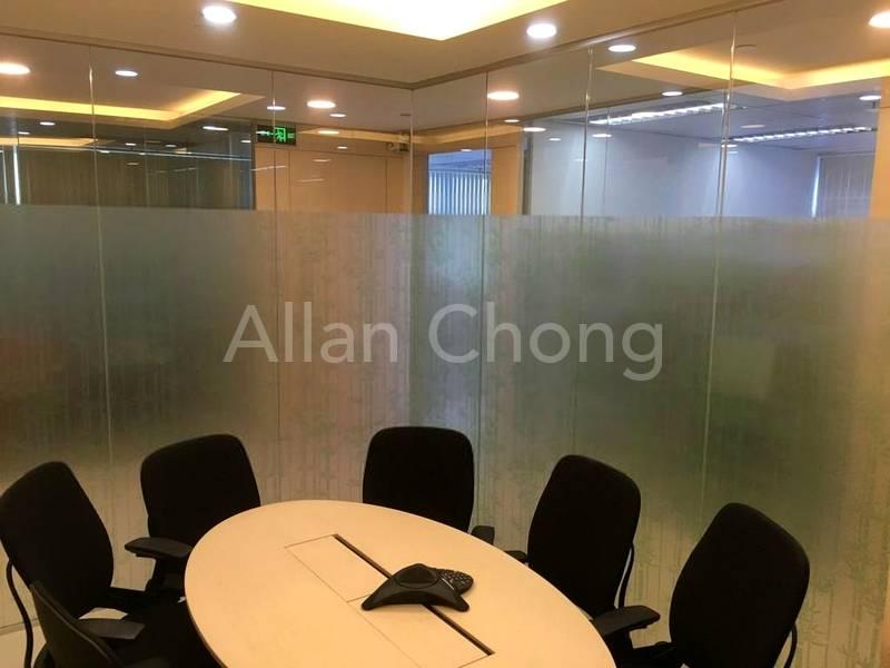 Meeting room view 2
