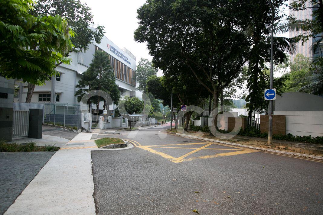 Cityvista Residences  Street