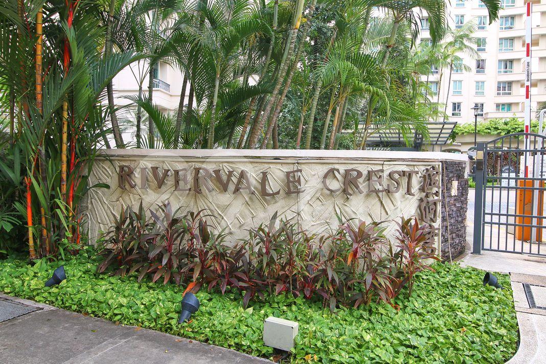 Rivervale Crest  Logo