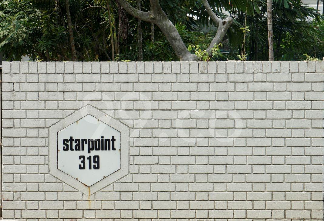 Star Point  Logo