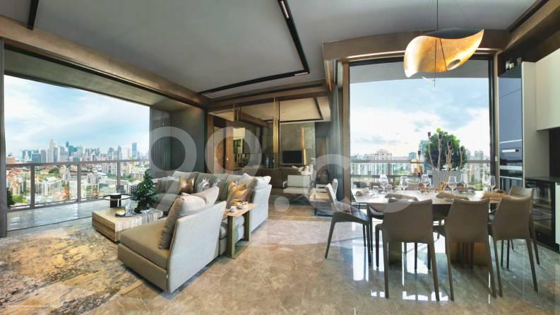 Martin Modern Living Room