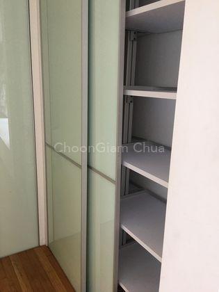 Master bedroom #1 closet (Rent @$1600)