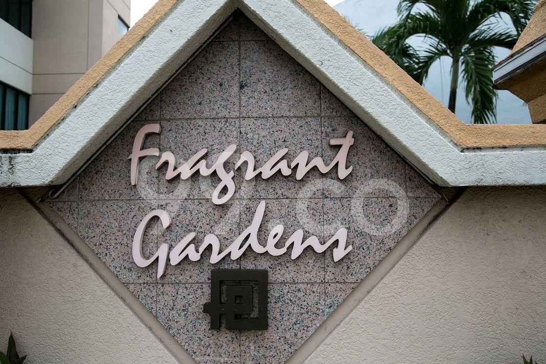 Fragrant Gardens  Logo