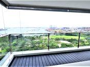 corner unit sea view