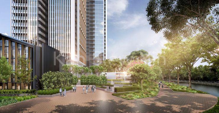 Riviere - Promenade Plaza