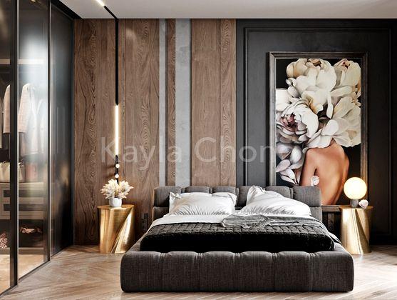 ID Inspiration - Master Bedroom