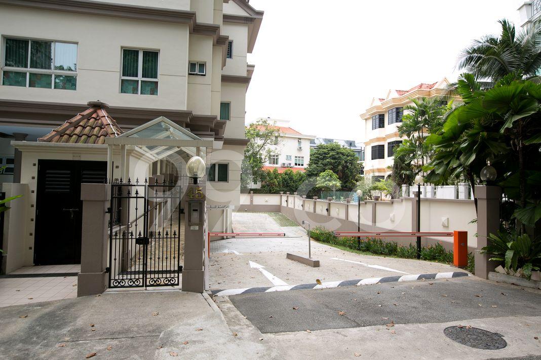 Peppermint Grove  Entrance