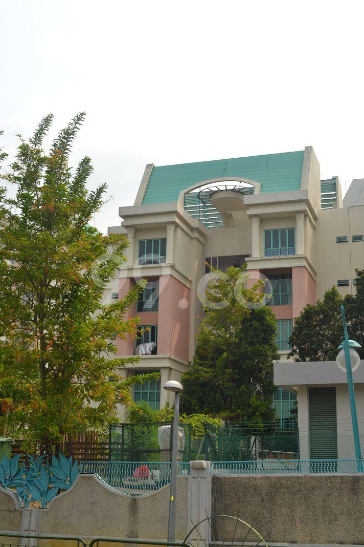 Hazel Park Condominium  Elevation