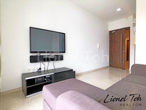 District 12 - Living Room - Lionel Toh Realtor