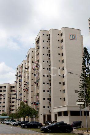 Jurong East Ville Block 112 Jurong East Ville