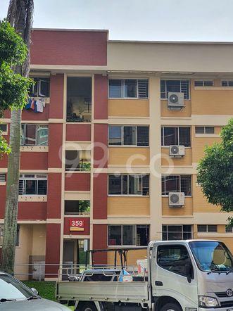 HDB-Hougang Block 359 HDB-Hougang