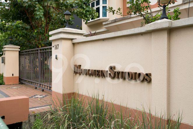 Moulmein Studios Moulmein Studios - Logo