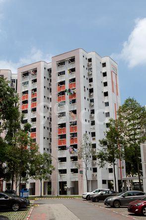 Jurong East Ville Block 102 Jurong East Ville