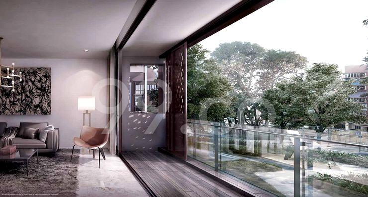 Parksuites Living Room