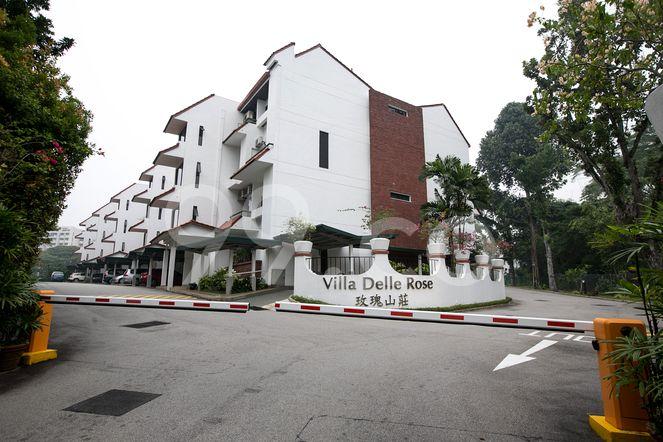 Villa Delle Rose Villa Delle Rose - Elevation