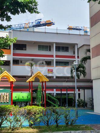 HDB-Hougang Block 353 HDB-Hougang