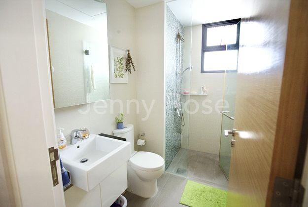 Generous Sized Bathrooms