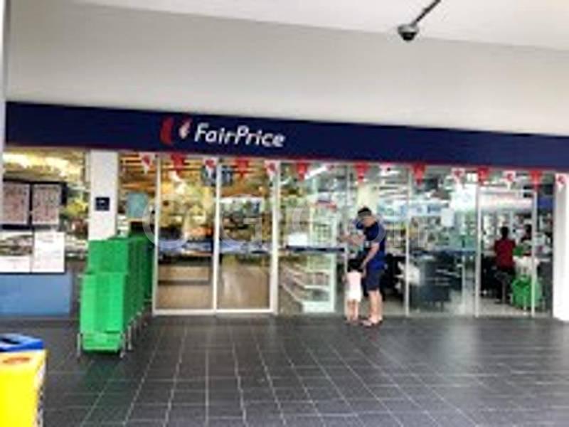 Near Grocery Shop