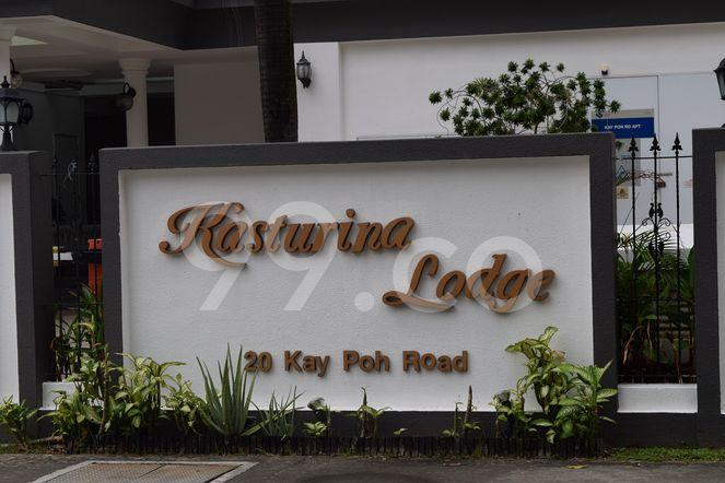 Kasturina Lodge Kasturina Lodge - Logo