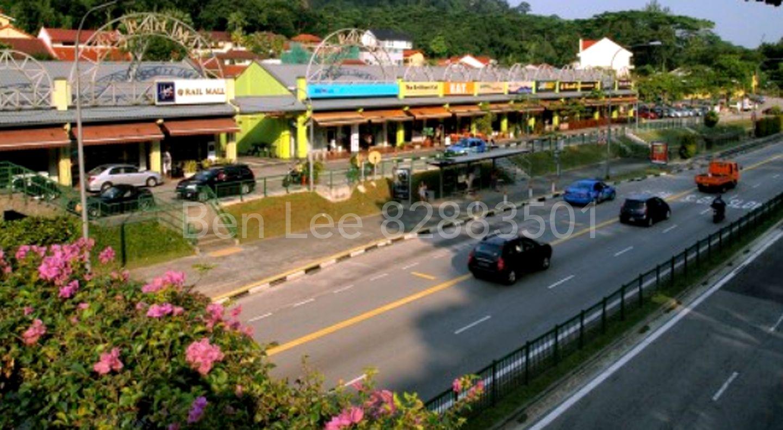 Railway Mall nearby