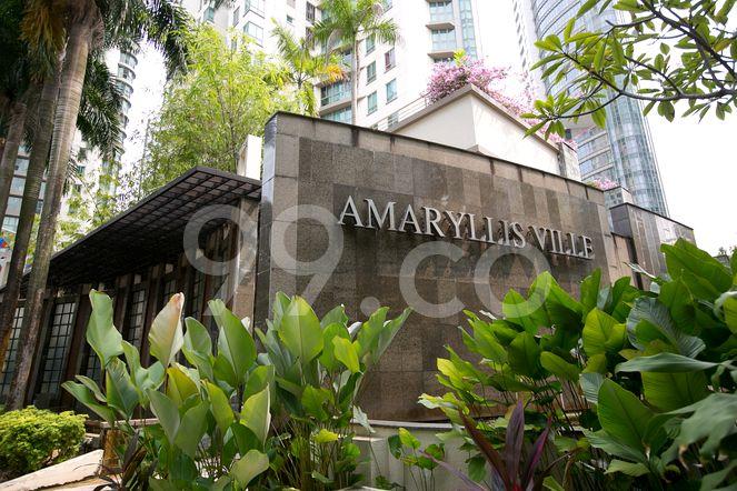 Amaryllis Ville Amaryllis Ville - Logo