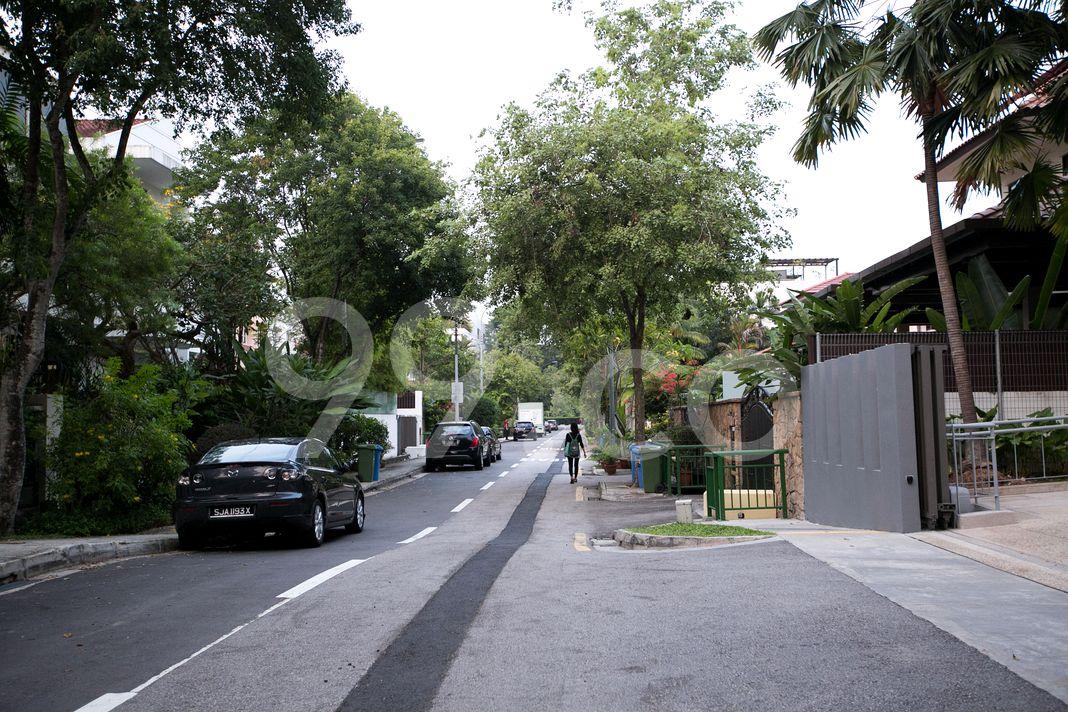 Dukes Residence  Street
