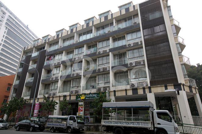 Urban Lofts Urban Lofts - Elevation