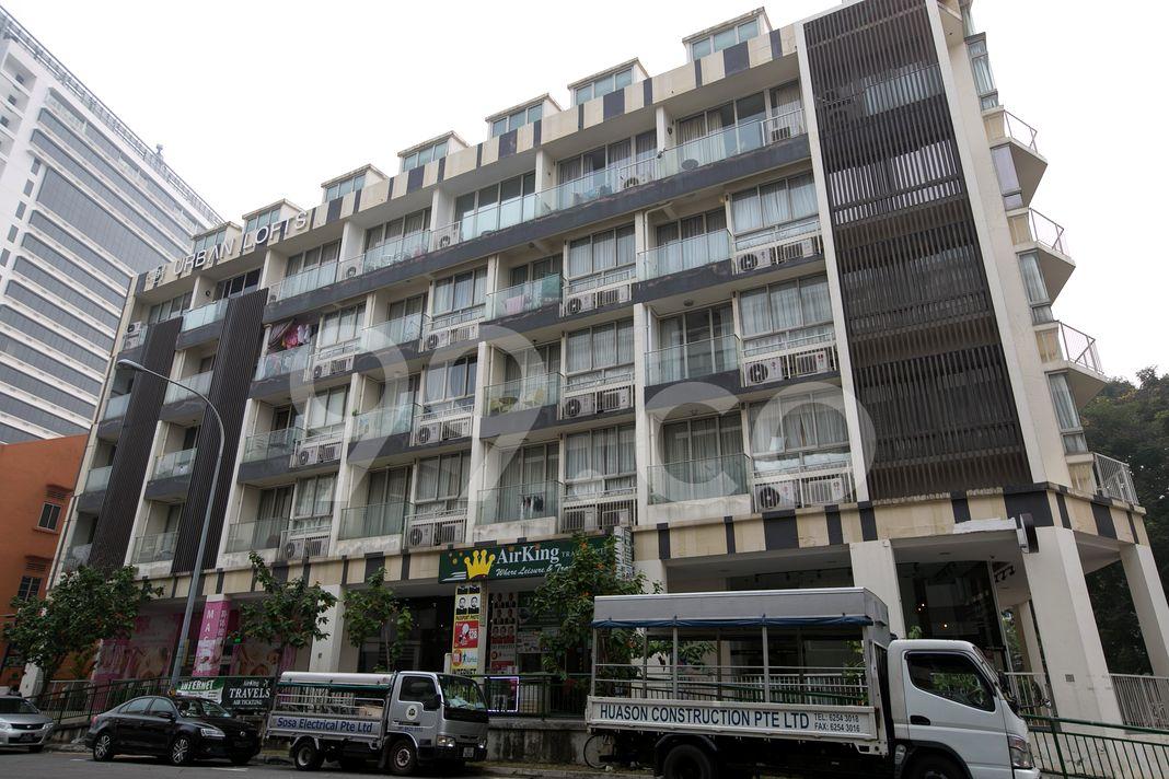 Urban Lofts  Elevation