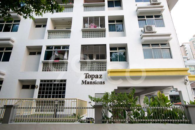 Topaz Mansions Topaz Mansions - Entrance