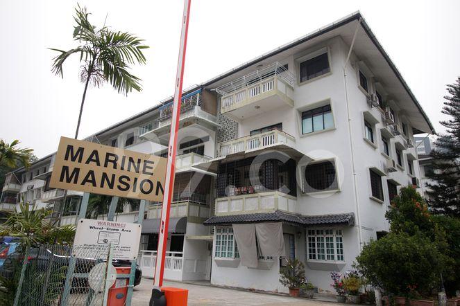 Marine Mansion Marine Mansion - Elevation