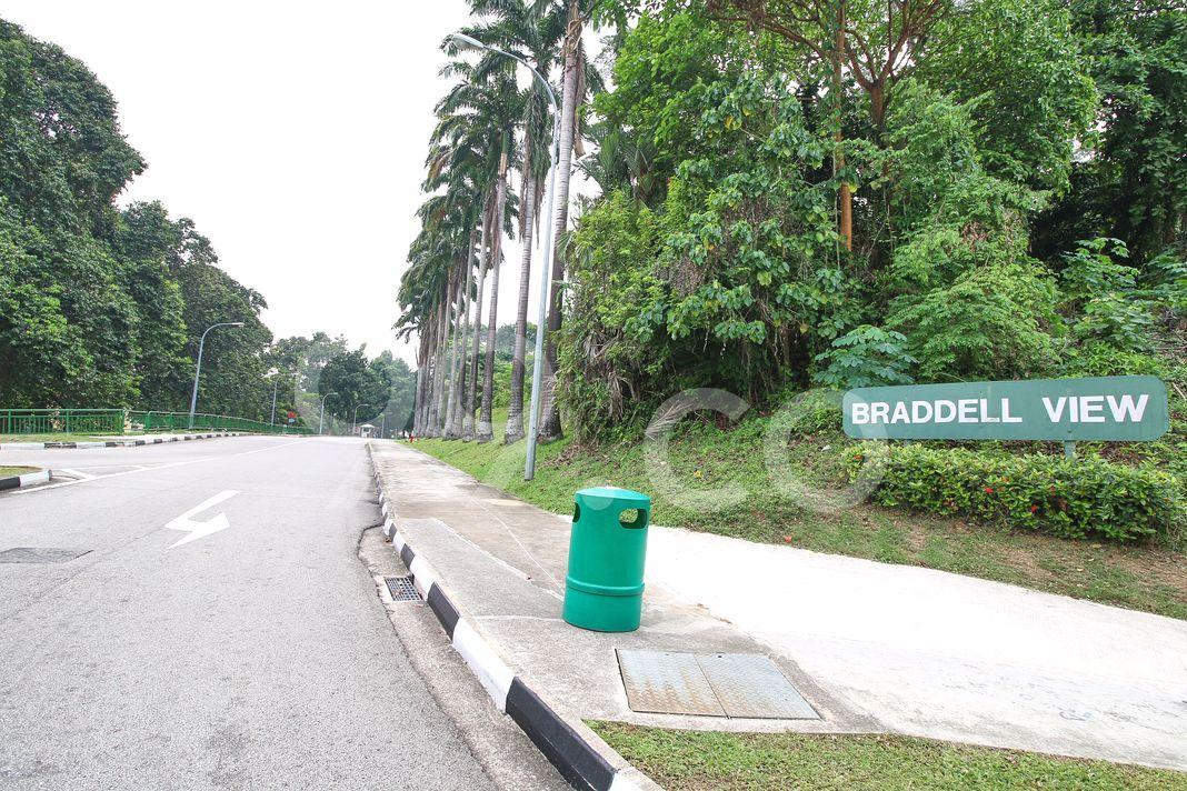 Braddell View  Street