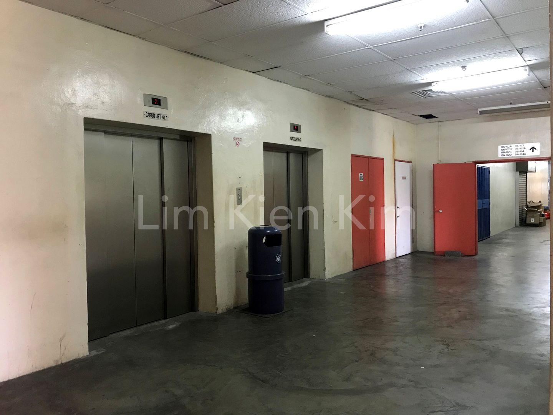 Cargo Lift Lobby