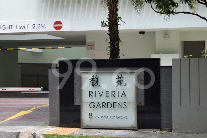 Riveria Gardens Riveria Gardens - Logo