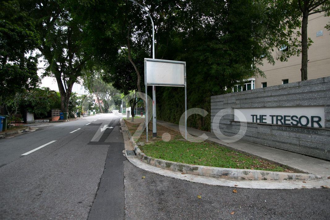 The Tresor  Street