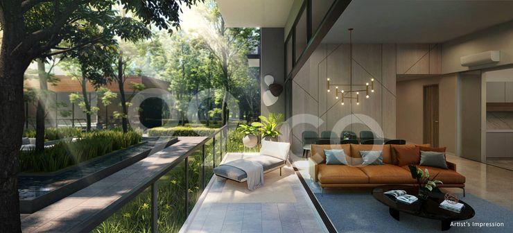 Verdale Home Balcony