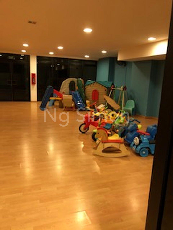 Indoor Kid Playground room