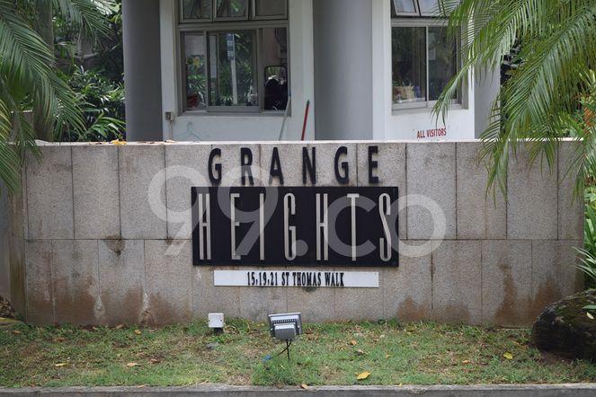 Grange Heights Grange Heights - Logo