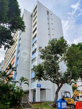 HDB-Hougang Block 671 Amenities HDB-Hougang