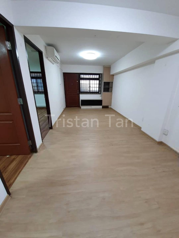 Image Of 2 Bedroom Felix Hdb: 1 Tanjong Pagar Plaza 2 Bedroom HDB 3 Rooms HDB Resale