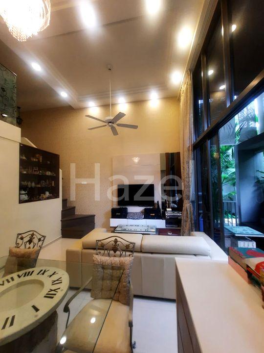 riverbank loft unit 2 bedroom for sale