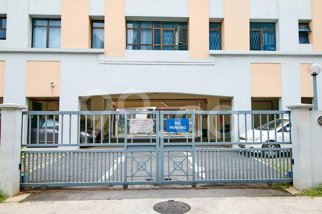 Skt Mansions Skt Mansions - Entrance