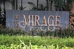 Mirage Tower - Logo