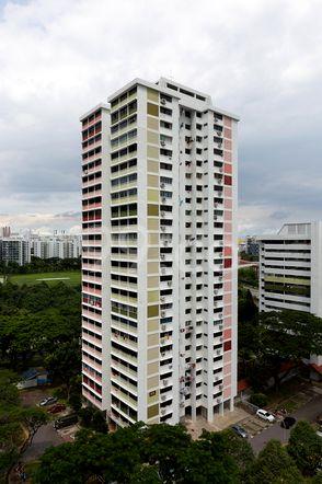 HDB-Jurong East Block 405 Jurong East