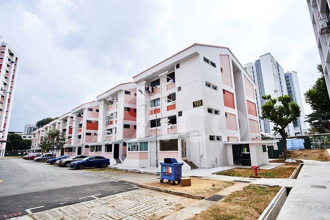 HDB-Potong Pasir Block 103 Potong Pasir