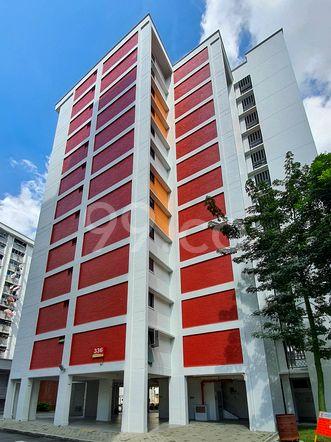 HDB-Hougang Block 336 HDB-Hougang