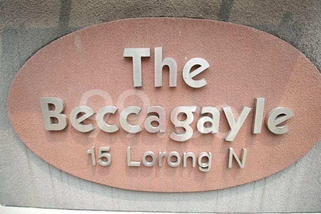 The Beccagayle The Beccagayle - Logo