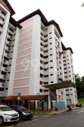 HDB-Jurong East Block 263 Jurong East