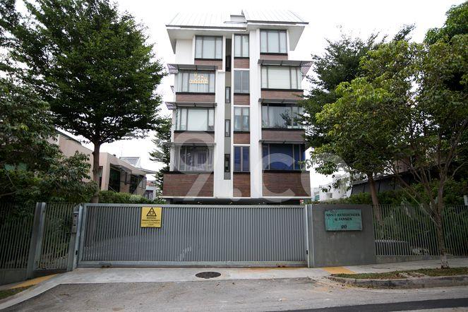 Mint Residences @ Jansen Mint Residences @ Jansen - Elevation